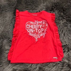 Guess 'Cherry On Top' Tank Top (PM1600)